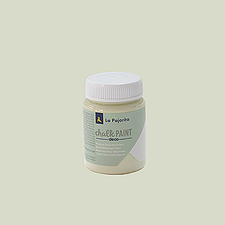 La Pajarita Pintura de tiza Chalk Paint Apple green (75 ml, Mate)