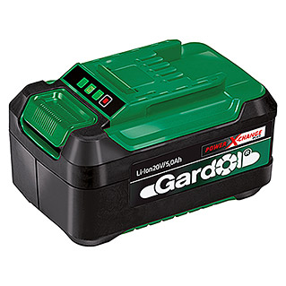 Gardol Power X-Change Batería (20 V, 5 Ah)
