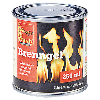 Flash Brenngel (250 ml)