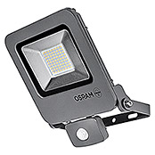 Osram Led-straler Endura Flood (Antraciet, Sensor, 50 W, IP44)