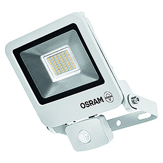 Osram LED-Strahler Endura Flood (Weiß, Sensor, 30 W, IP44)