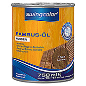 swingcolor Bambus-Öl (750 ml, Bambus)