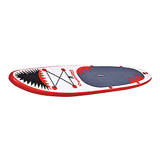 Crystalbay Paddle surf Shark 330 (L x An x Al: 330 x 75 x 10 cm, Carga útil: 150 kg, Hinchable)