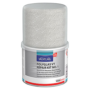 Yachtcare Polyglas Repair Kit VT (250 g)