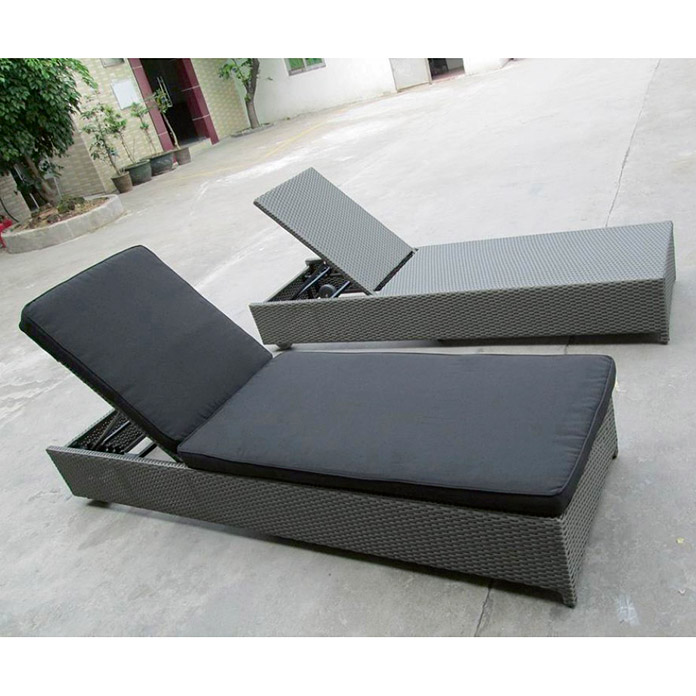 sunfun tumbona para tomar el sol neila 198 x 62 x 89 cm. Black Bedroom Furniture Sets. Home Design Ideas