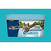 Bruguer Pintura para pared y techo Colores del mundo Caribe turquesa natural (4 l, Mate)
