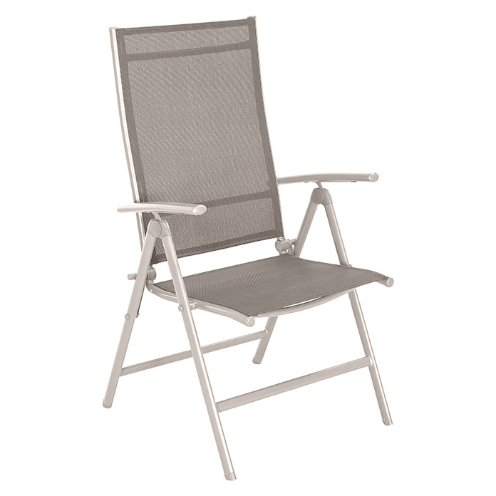 Sunfun silla con respaldo regulable lea ancho 57 cm for Sillas jardin bauhaus
