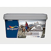 Bruguer Pintura para pared y techo Colores del mundo Patagonia Perla Natural (4 l, Mate)