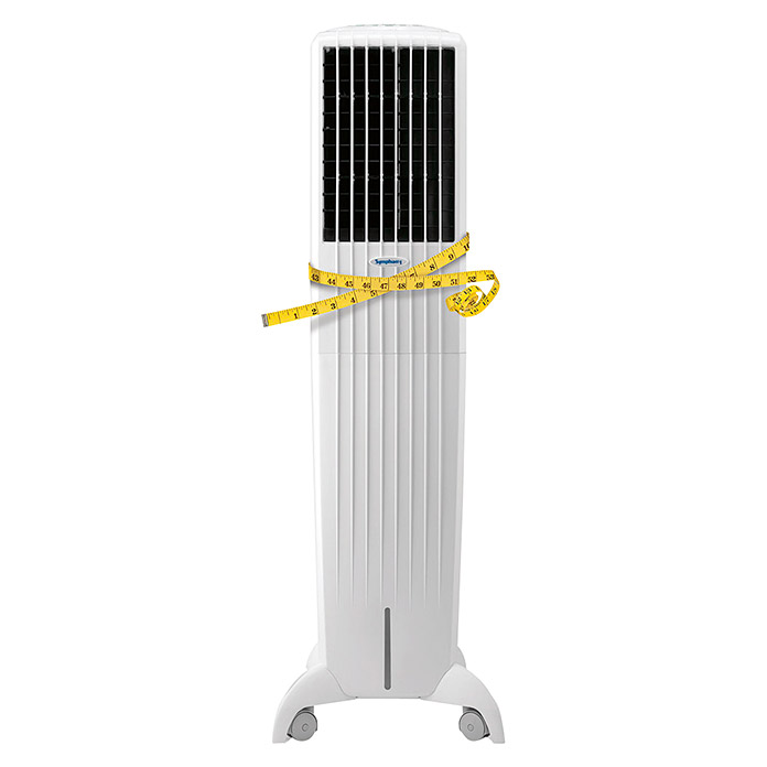 Symphony Diet 50i Tower Air Cooler( 50 Litres) Price in India