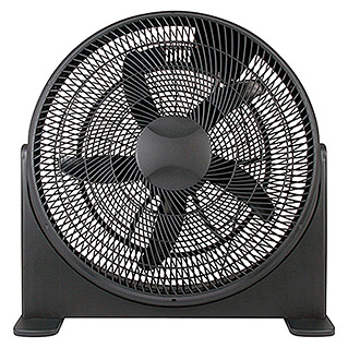 Houston Ventilador de suelo Box Fan  (Negro, Plástico, 70 W)