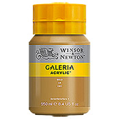 GALERIA 250ml METAL GOLD