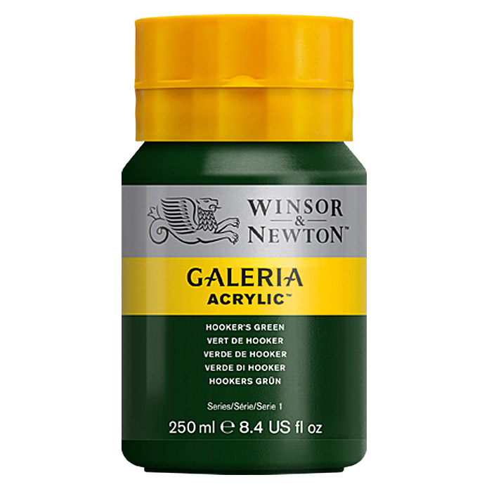 GALERIA 250ml HOOKER'S GREEN