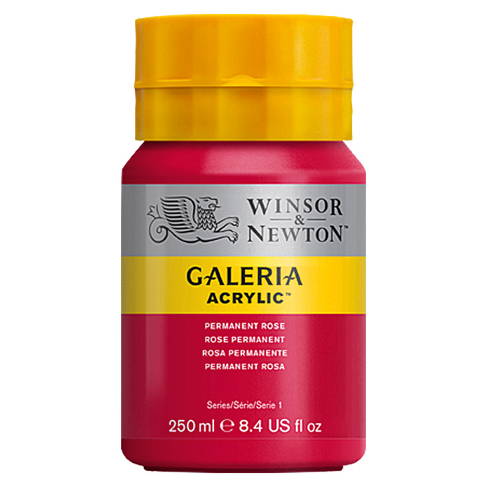 GALERIA 250ml PERM. ROSE