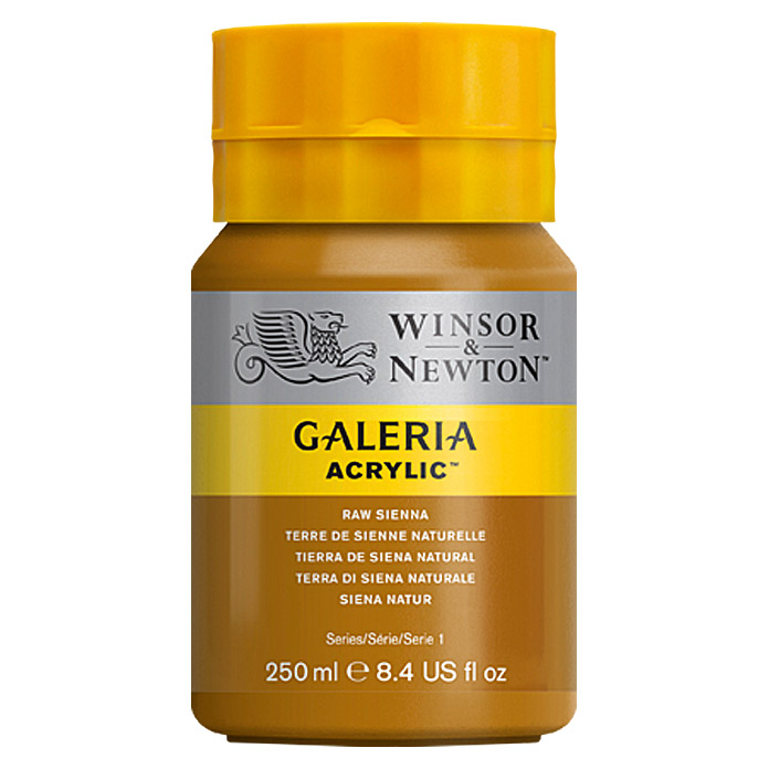 GALERIA 250ml RAW   SIENNA