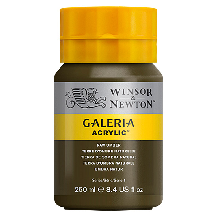 GALERIA 250ml RAW   UMBER