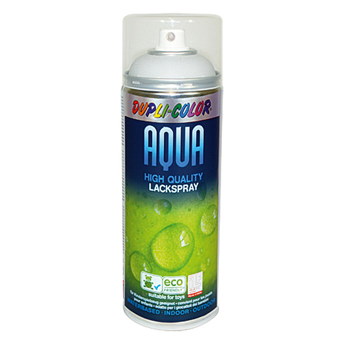 Dupli-Color AQUA Grundierung  (Hellgrau, 350 ml)