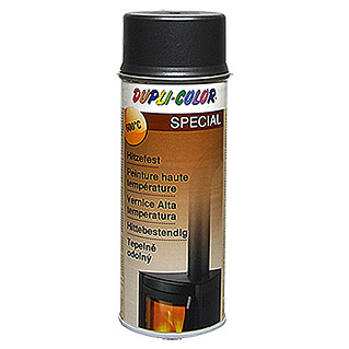 Dupli-Color Special Spray termorresistente (Gris fundido, 600 °C, Mate, 400 ml)