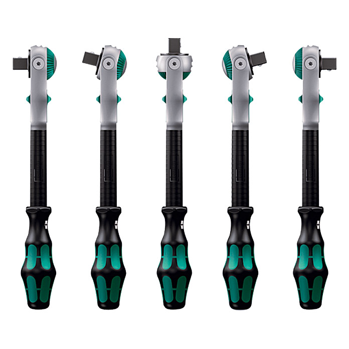 Wera Carraca Zyklop 8000 A (¼'')
