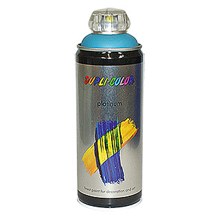Dupli-Color Buntlack-Spray platinum (Petrol, 400 ml)