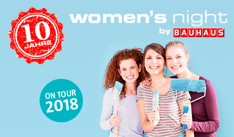 Womens Night on Tour 2018