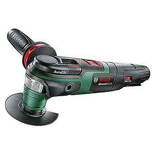 Bosch 18 V Power for All Accumultitool Advanced Multi 18 (18 V, Excl. accu, Onbelast toerental: 10.000 tpm - 20.000 tpm)
