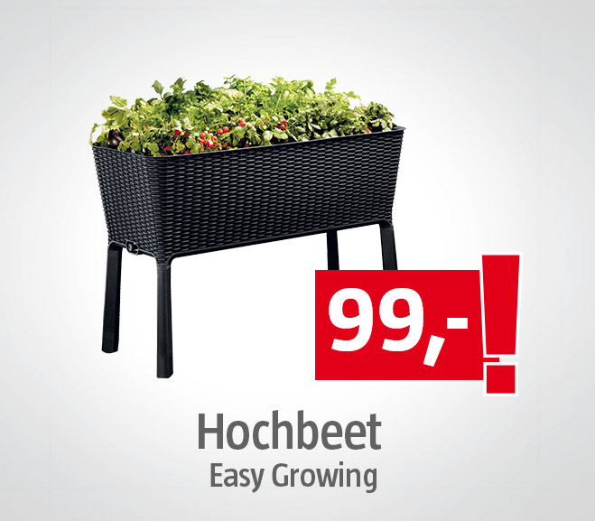 Hochbeet Easy Growing