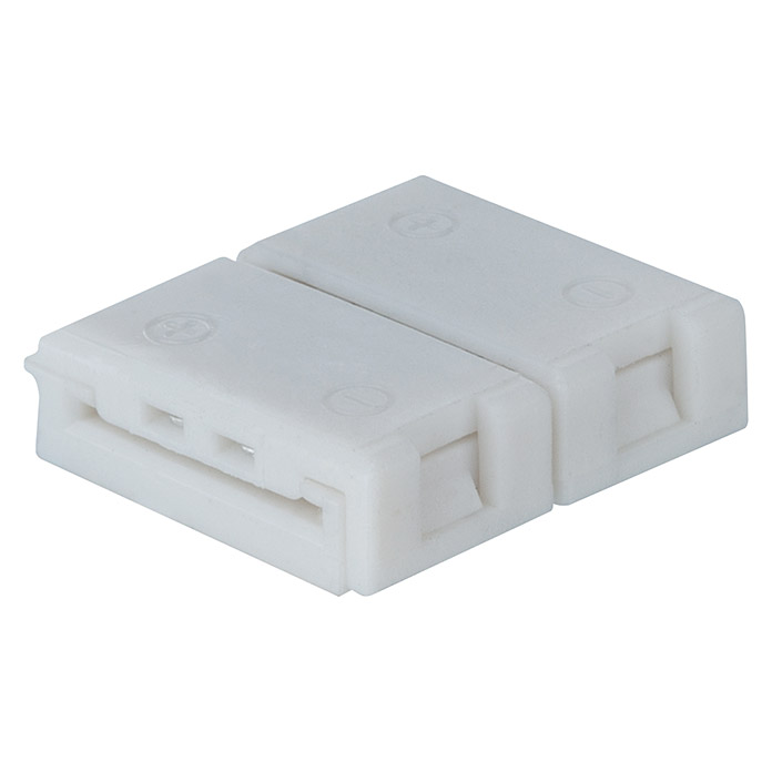 Paulmann Clip-to-Clip Connector YourLED Eco (14 x 13,5 x 6 mm, 2 Stk., Kunststoff)