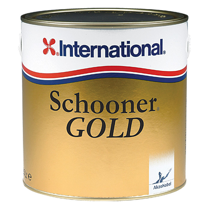 International Schooner Gold  (2,5 l)