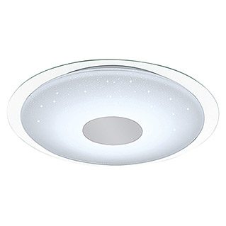 Tween Light Plafón LED Stella (1 luz, 80 W, Temperatura de color ajustable, Intensidad regulable, Diámetro: 86 cm)