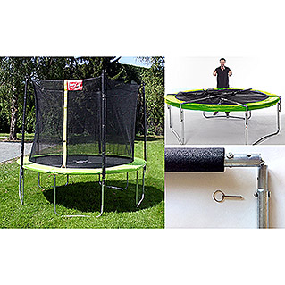 gartentrampolin trampolin kaufen bauhaus. Black Bedroom Furniture Sets. Home Design Ideas