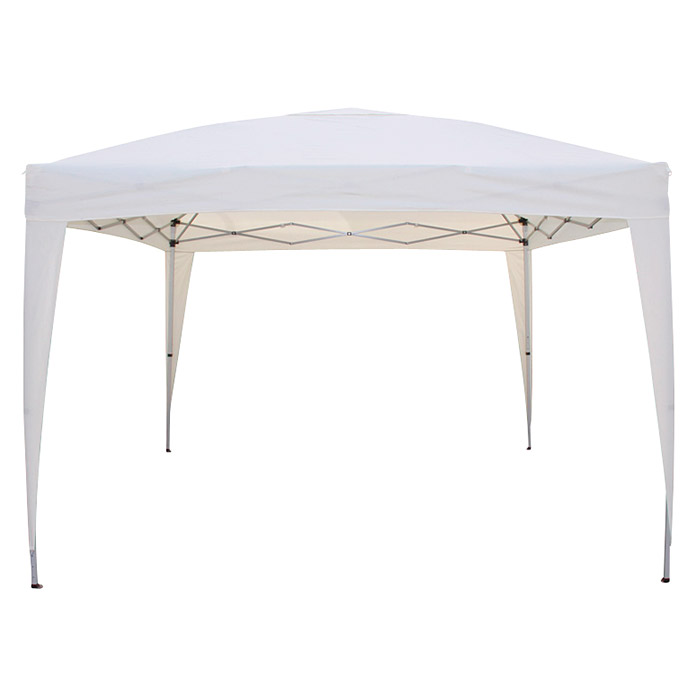 Sunfun Carpa plegable Easy Up (300 x 300 cm, Blanco)