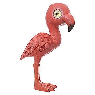 Estaca solar Flamingo (Pink, Altura: 25,5 cm, LED)