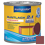 BUNTLACK 2IN1 SDM.WB375 ml WEINROT      SWINGCOLOR