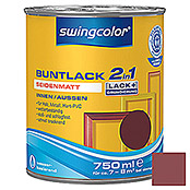 BUNTLACK 2IN1 SDM.WB750 ml WEINROT      SWINGCOLOR