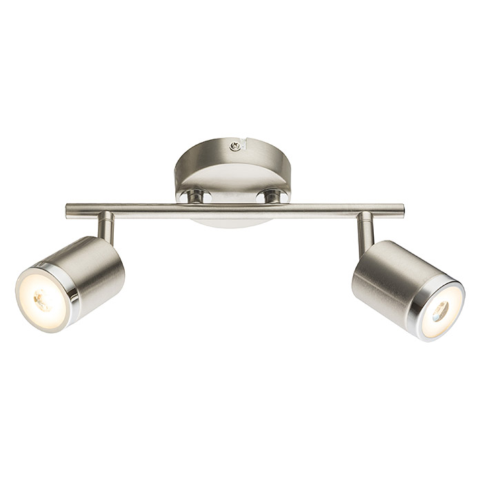 Tween Light LED-Deckenstrahler Star (2-flammig, 2 x 5 W, L x H: 26 x 16,8 cm)
