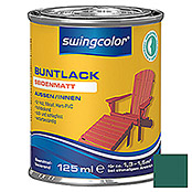 swingcolor Buntlack (Moosgrün, 125 ml, Seidenmatt)