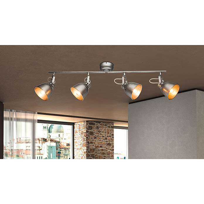Tween Light Regleta Industry (4 luces, 4 x 40 W)