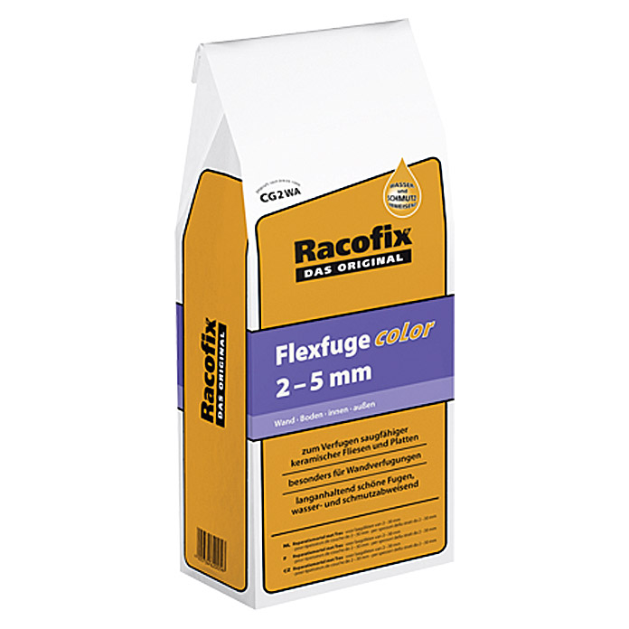 Racofix Flexfuge color (Weiß)