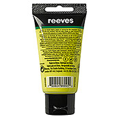 Reeves Acrylfarbe (Zitronengelb, 75 ml, Tube)