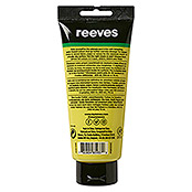 Reeves Acrylfarbe (Zitronengelb, 200 ml, Tube)