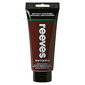 Reeves Acrylfarbe (Umbra gebrannt, 200 ml, Tube)