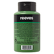 Reeves Acrylfarbe (Chromoxydgrün, 400 ml, Tube)