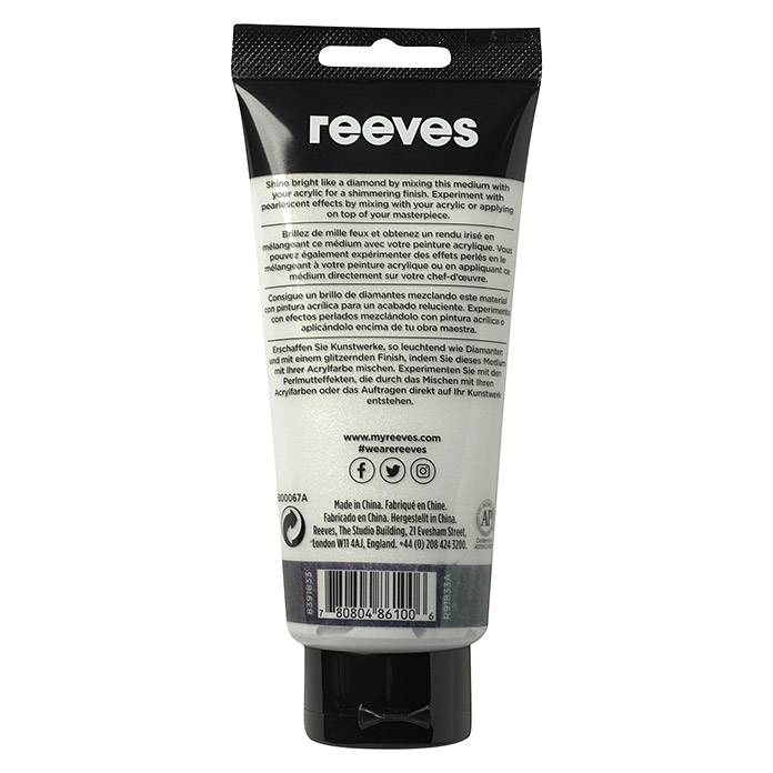 Reeves Irisierendes Medium (200 ml)