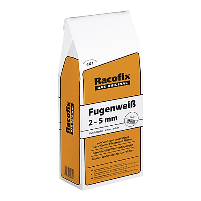 FUGENWEISS 5kg      RACOFIX