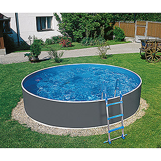 Intex pool im boden einlassen wohn design for Pool im boden