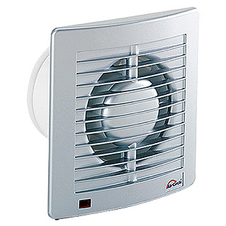 Air-Circle Ventilator Air Style (Edelstahl, Durchmesser: 150 mm, Economic-Timer)