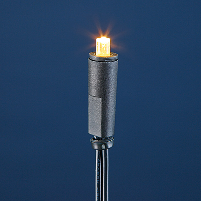 Tween Light LED-Lichterkette (Innen, 40-flammig, Warmweiß, Kabellänge: 10,85 m)