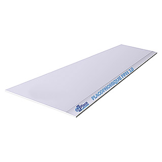 Placo Saint-Gobain Placa de yeso laminado Phonique PPH (2,5 x 1,2 m, Espesor: 13 mm)