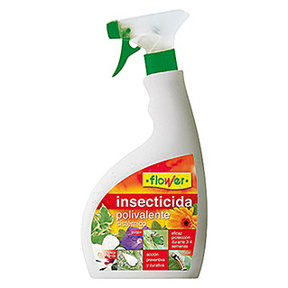Flower Insecticida Polivalente (750 ml)