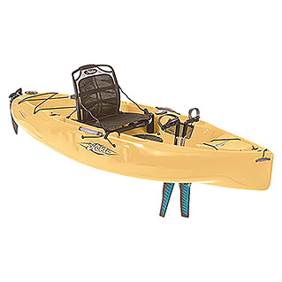 Hobie Kayak Mirage Outback Olive (3.680 x 840 mm, Específico para: 1 persona)